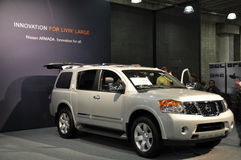 Nissan Armada Royalty Free Stock Photos