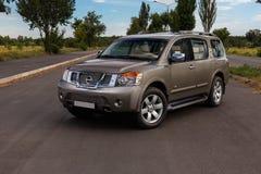 Nissan Armada Fotografia Stock
