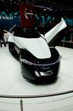 Nissan BladeGlider Geneva 2014 Royalty Free Stock Photo