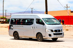 Nissan Caravan Royalty Free Stock Image