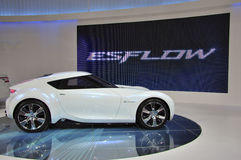 Nissan Esflow Concept Stock Photo