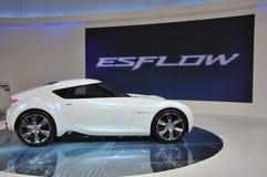 Nissan Esflow Concept Stock Photo