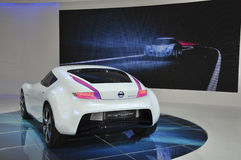 Nissan Esflow Concept Stock Photography