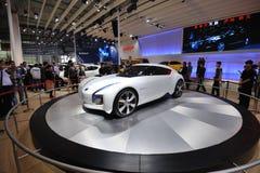 Nissan esflow concept car Royalty Free Stock Photos
