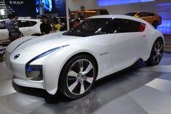 Nissan esflow concept car Stock Photos