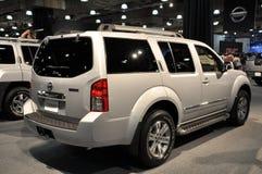 Nissan Exhibit Stock Images
