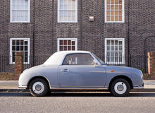 Nissan Figaro Royalty Free Stock Photography