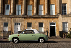 A Nissan Figaro Royalty Free Stock Photo