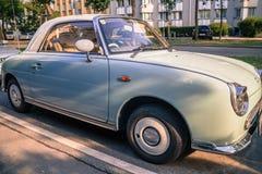 Nissan Figaro Foto de archivo libre de regalías