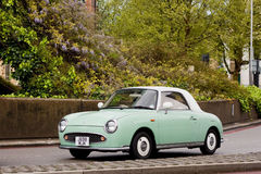 Nissan figaro Royalty Free Stock Images
