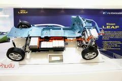 Nissan folheia, BOI favoravelmente Tailândia 2011 Fotografia de Stock