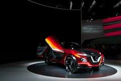 Nissan Gripz begrepp på IAA-bilarna Royaltyfria Bilder