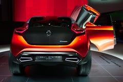 Nissan Gripz begrepp på IAA-bilarna Arkivfoton