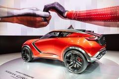 Nissan Gripz Concept allo IAA 2015 Fotografia Stock