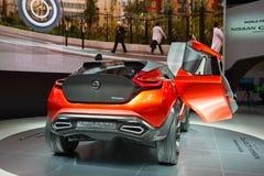 Nissan Gripz Concept - world premiere. Stock Photo