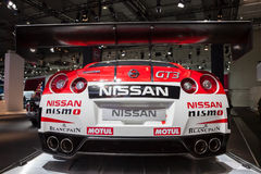 NISSAN GT3 Nismo Race Car Stock Image