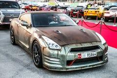 Nissan GT-R imagem de stock royalty free