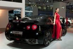 Nissan GT-R Stock Photos