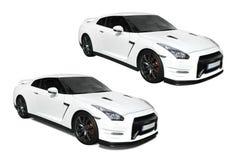 Nissan GT-r Стоковая Фотография RF