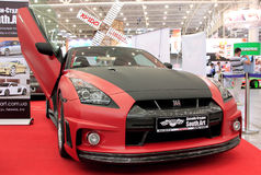 Nissan GT-R Royalty Free Stock Photo