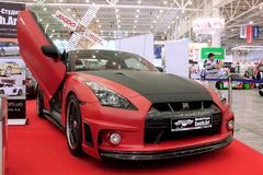 Nissan GT-R Royalty Free Stock Images