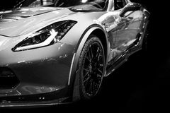 Nissan GT-r Stock Foto