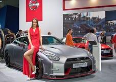 Nissan GT-R Nismo Stock Afbeelding