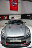 Nissan GT-R Nismo at the Geneva Motor Show Stock Photography