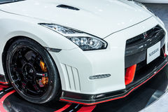 Nissan 2016 GT-R NISMO Limited Availability Stock Image