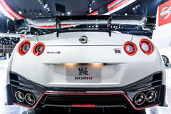 Nissan 2016 GT-R NISMO Limited Availability Royalty Free Stock Photography