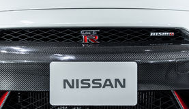 Nissan 2016 GT-R NISMO Limited Availability Royalty Free Stock Photo