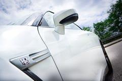 Nissan GT-R Super samochód Obrazy Stock