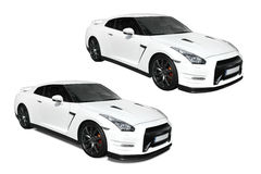 Nissan GT-R Royalty Free Stock Photography