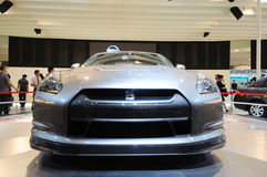 Nissan gtr Stock Images