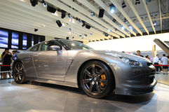 Nissan gtr Royalty Free Stock Photography