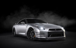 Nissan GTR Stock Photo