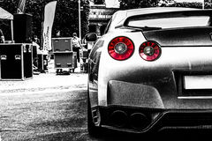 Nissan gtr Stockfotos