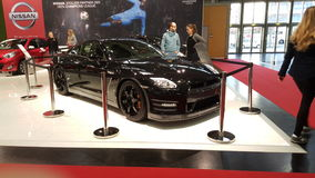 Nissan gtr Images stock