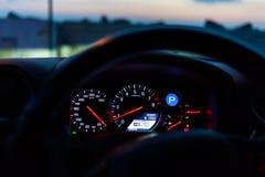 Nissan GTR Black Edition Stock Images