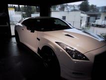 Nissan GTR r35 By BigBoostBurger JP PERFORMANCE Stock Photography