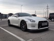 Nissan GTR Royalty Free Stock Image