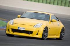 Nissan GTR Royalty Free Stock Image