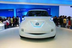 Nissan hojean Fotos de archivo libres de regalías