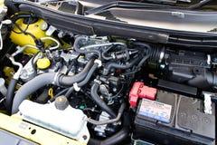 Nissan Juke 1.2 DIG-Turbo 2014 Engine Royalty Free Stock Photo
