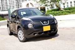Nissan JUKE Royalty Free Stock Photo