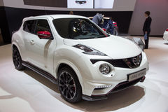 Nissan Juke Nismo Stock Photo