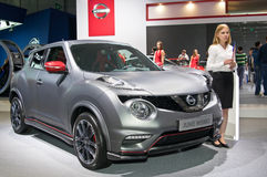 Nissan Juke Nismo Royalty Free Stock Photography