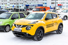 Nissan Juke Stock Photos