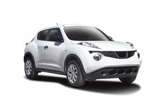 Nissan Juke Stock Images