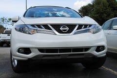 Nissan-Kreuzfront Lizenzfreie Stockbilder